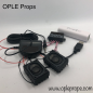 Preview: OPLE Props Deathtrooper Sound System for Deathtrooper helmets Mic Tips with mounted Speakers soundsystem Helmet Trooper Sound