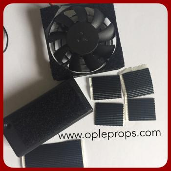 OPLE Props OPLE Velcro Mounting system suits with our fan systems fansystem Odin Nano Commander Emperor