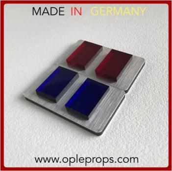 OPLE Props quality rank bar Lieutnant Imperial Officer Yogar Lyste cosplay Empire