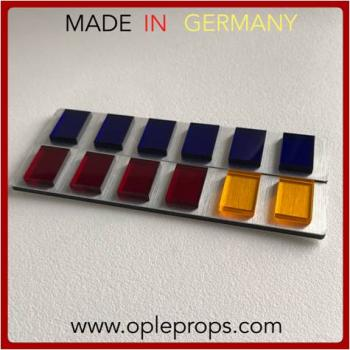 OPLE Props quality rank bar empire Moff cosplay Officer 501st imperial officer rankbar