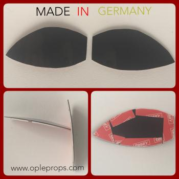 OPLE Props Darth Vader Helmet Rubies 34191 Mask Lenses Replacement lense Helmetlense Costume Cosplay Spare part