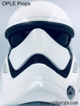 OPLE Props First Order Stormtrooper Bubble lenses bulbed visor Kylo Ren Trooper 501st FO-TK Trooper visor fo tk