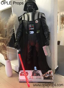OPLE Props Lumos Lighting system suits with Jakks Pacific figure Darth Vader 47 inch darthvader big lightsaber