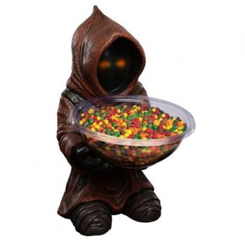 368484 - Jawa Candy Bowl Holder Statue with bowl candybowl