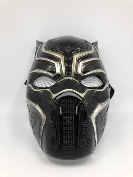 OPLE Props Rubies Black Panther Avengers Mask 339218 for kids with mounted lense cosplay childs kid infinity war endgame