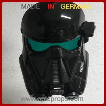 OPLE Props Deathtrooper mask 333696 for kids with mounted lense rogue one cosplay childs kid Trooper