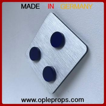 OPLE Props quality rank sign  Commander General Luke Skywalker Rank Sign Insignia Rebels Rieekan Dodonna Skywalker Solo