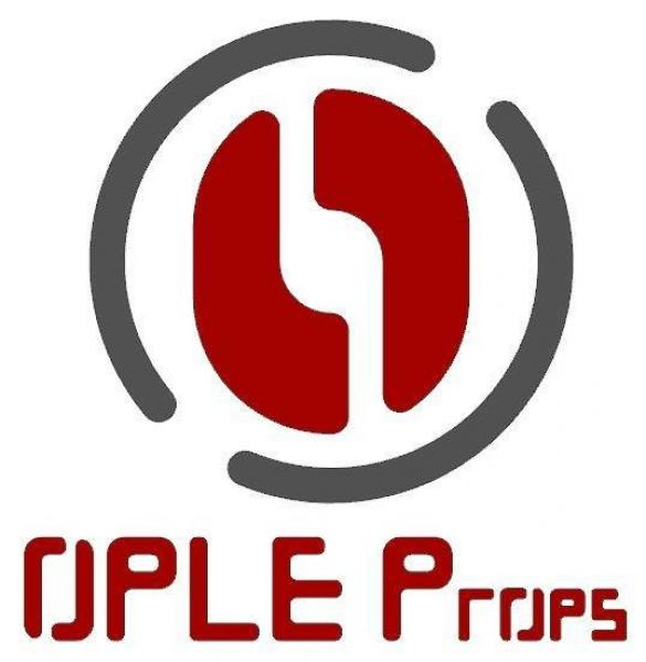 OPLE Props mounting service for a fan system incl. lense